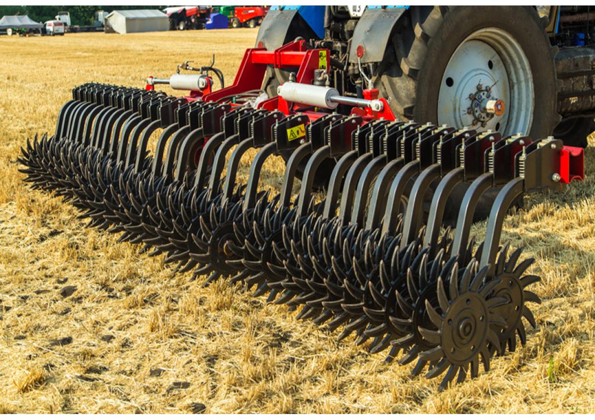 Трактор Agrolux 4.80 DEUTZ FAHR (81,3 л/с)