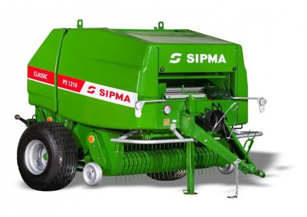 Пресс-подборщик SIPMA PS 1210 CLASSIC